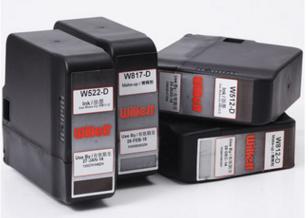 willelt630小字符喷码机专用墨水W522-D油墨、稀释剂W817-D